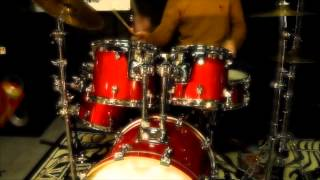 Basix Custom Drumset Soundcheck HQ