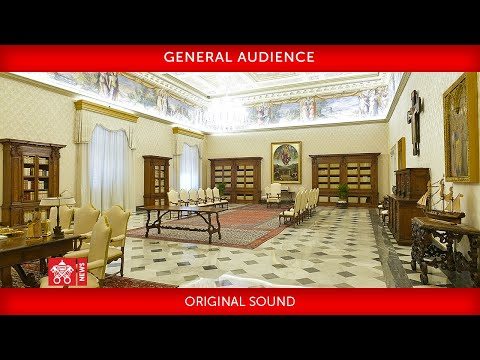 December 02 2020 General Audience Pope Francis