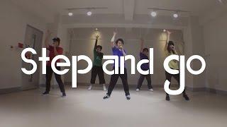 【フリコピ】Step and go / 嵐 Dance cover【A rush!】