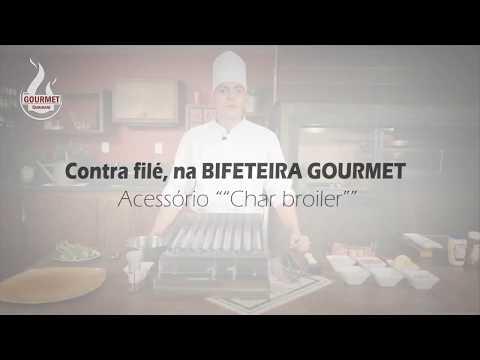 Receitas Gourmet - Contrafilé Grelhado de Angus com Salada Caribenha