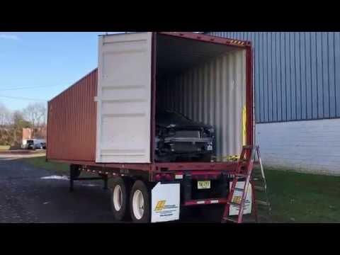 Автомобили из США ( контейнер в Одессу )