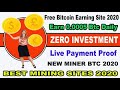 EARNING MORE BITCOIN WITH THIS METHOD IN LUCKYFISH.IO ...