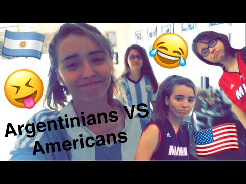STEREOTYPES: Argentinians vs Americans