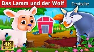 Das Lamm und der Wolf   Gute Nacht Geschichte   Deutsche Märchen