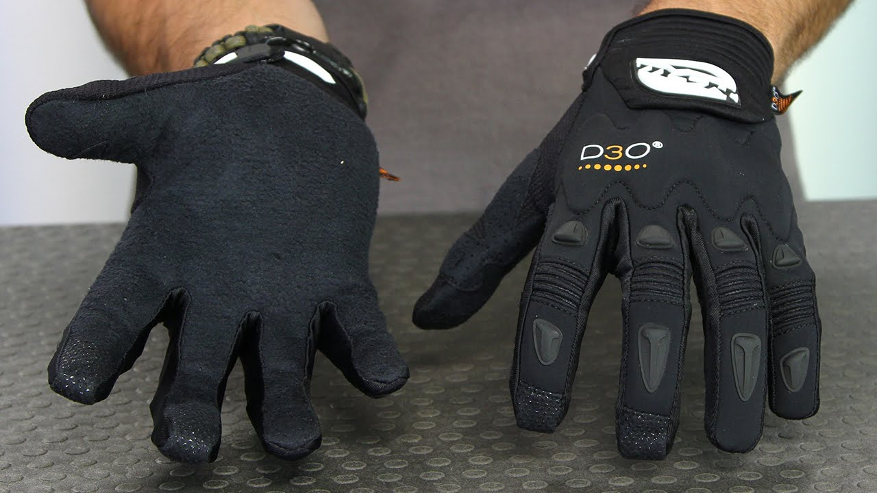 Motorcycle gloves d30 - Msr Impact Gloves Motorcycle Superstore