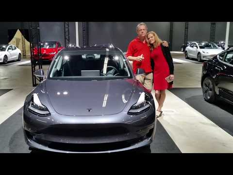 The Journey to a Tesla Model 3