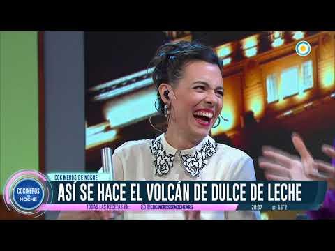 Volcan De Dulce De Leche