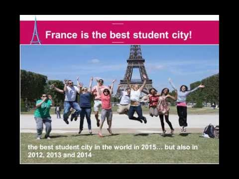 Top Reasons to Study in France (Campus France)