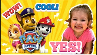 Щенячий Патруль Сюрпризы/Opening Paw Patrol Advent Calendar/Learning with Toys