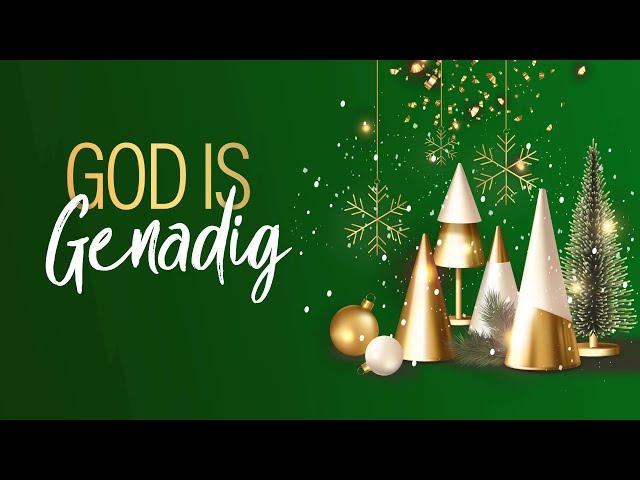 God is Genade | Ritmia Erediens - 20 Desember