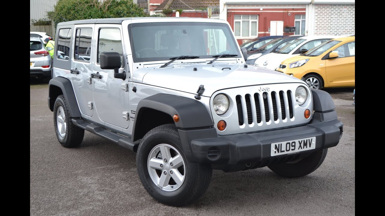 Delightful Wessex Garages | Used 2009 Jeep Wrangler SPORT UNLIMITED On Feeder Road In  Bristol | NL09XMV