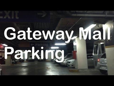 Gateway Mall Basement Parking Araneta Center Cubao Quezon Cityby HourPhilippines.com