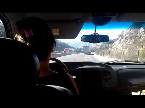 Sis uses humor 2 stay calm on haunted Pacheco Pass