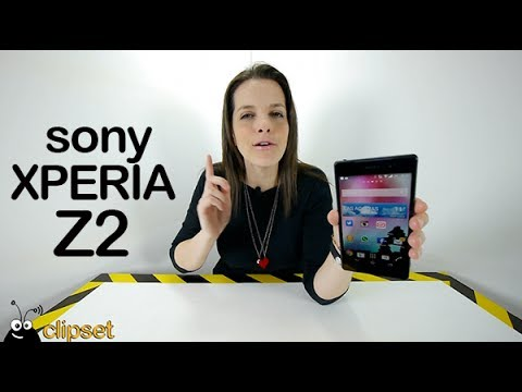 Sony Xperia Z2 review Videorama