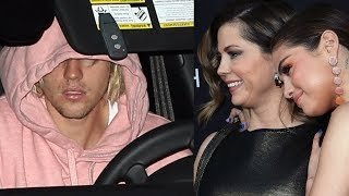 Justin Bieber CALLS Selena Gomez's Mom After Breakdown!