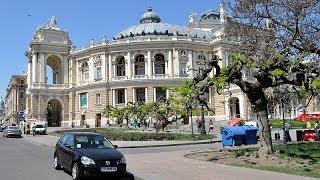 видео Видео город Одесса