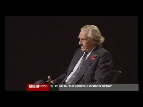 Interview on Iraq, Afghanistan,British Nuclear and Army Defense Spending