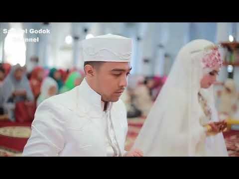 Sholawat Ibadallah Rijalallah Muslim Wedding Sumpah Bikin Baper S E Mewek Gue Ngeliatnya