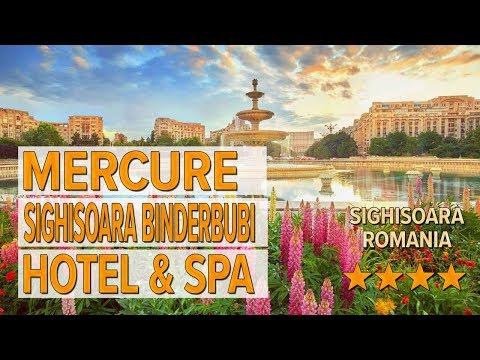 mercure-sighisoara-binderbubi-hotel-&-spa-hotel-review-|-hotels-in-sighisoara-|-romanian-hotels