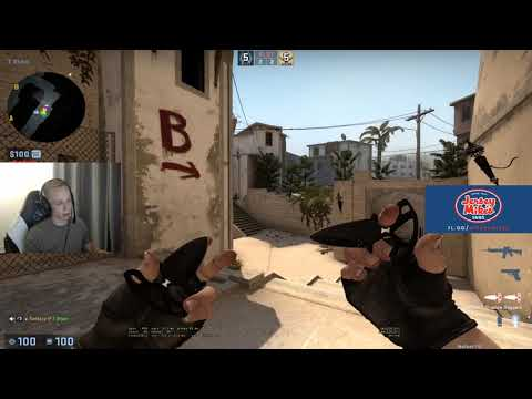 Elige Plays Faceit Mirage - CSGO Twitch Clips