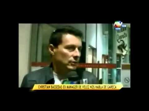 CHRISTIAN BASSEDAS HABLO SOBRE LA POSIBILIDAD QUE RICARDO GARECA SEA DT DE PERU