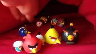 Новинка! Angry birds детектив. 1 серия. Кристопудтолос и озверевший трактор.