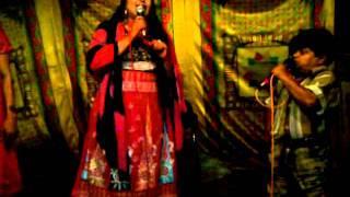 Mithu Aaya Mini England - Stage Drama at Dadyal Stadium