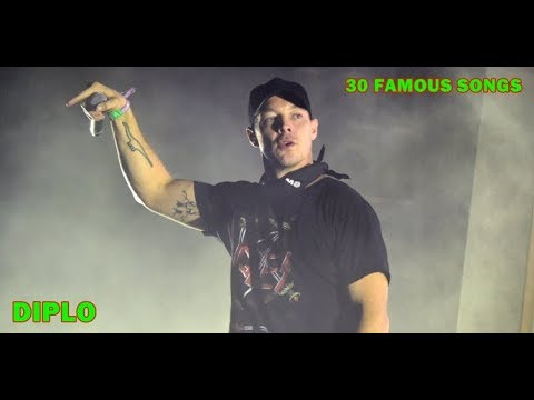 Diplo Singer >> 30 Famous Songs Produced By Diplo