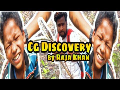CG DISCOVERY !! FULL VIDEO BY RAJA KHAN !! CG COMEDY VIDEO
