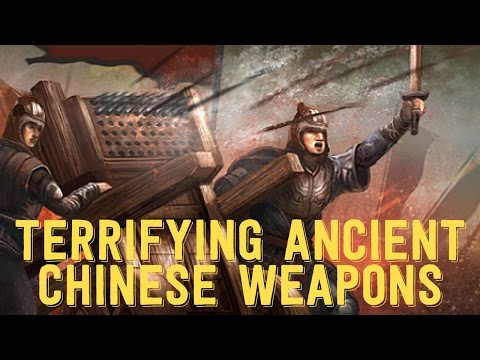 10 TERRIFYING Ancient Chinese Weapons You Didn't Know Existed