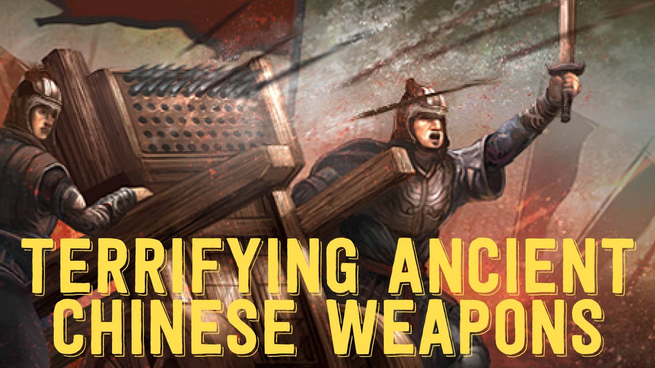 Image result for guns and ancient asia