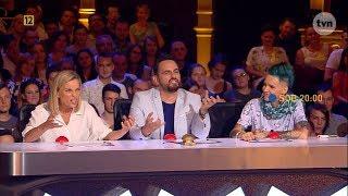 """W tym odcinku będzie MIĘSO! Oglądaj """"Mam Talent!"""" w sobotę o 20:00 w TVN!"""