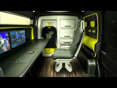 2007 Nissan Nv200 Concept Youtube