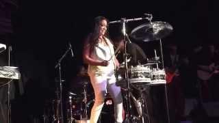 "Sheila E. Solo During ""The Glamorous Life"" At Morongo 11-13-14"