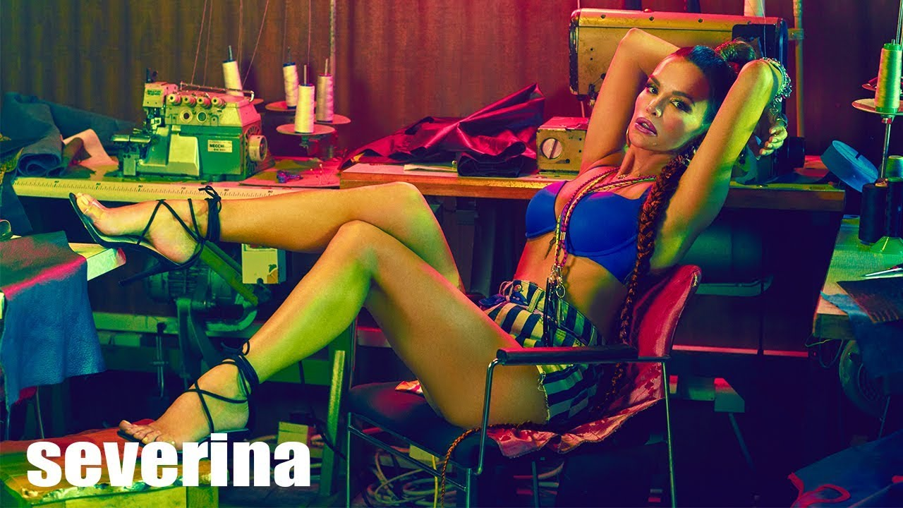 SEVERINA - HALO (OFFICIAL VIDEO)