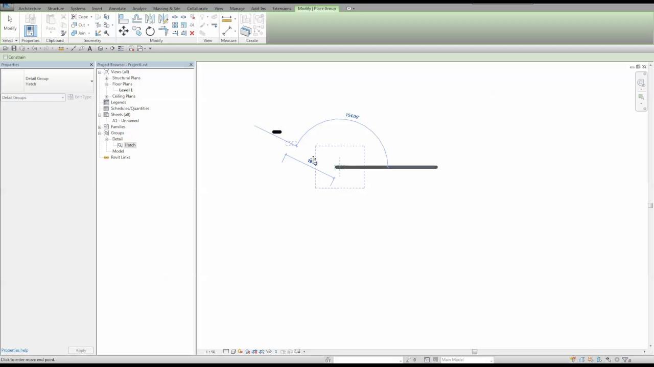 Revit - Create Filled Region inside a Sheet