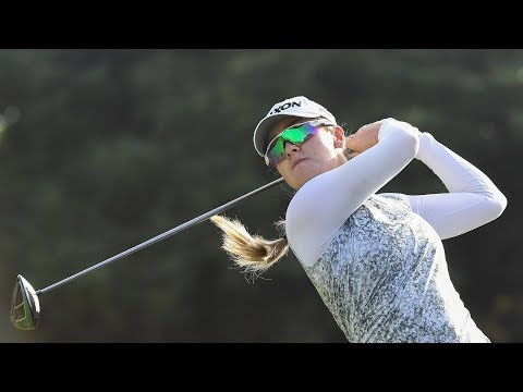 Hannah Green Round 1 Highlights 2019 ISPS Handa Vic Open