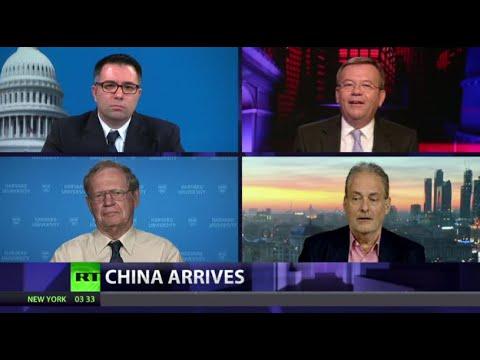 CrossTalk: China finally arrives on world stage?