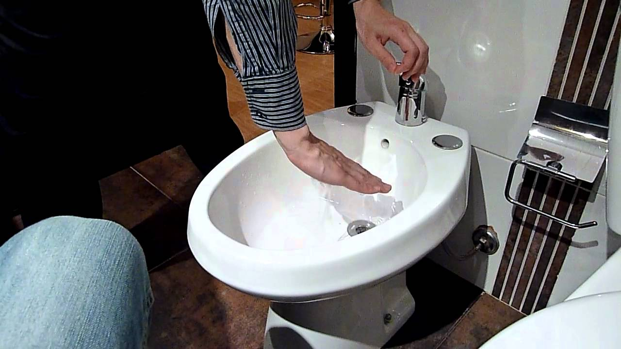 Discovering The Butt Sink (...the Bidet)