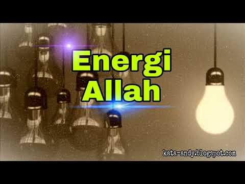 Energi Allah