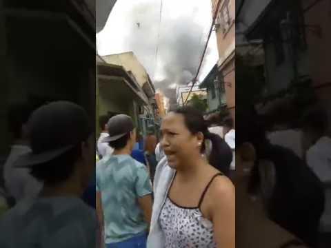 Sunog sa Tondo manila madrid moriones Feb 13 2017 12PM