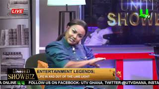 United Showbiz with Nana Ama Mcbrown 21/09/19