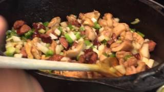 The Best Quick and Easy Cajun Jambalaya Recipe with Chef Steve Fontenot