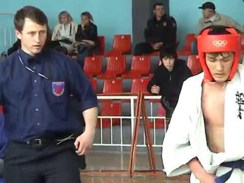 2006-04-18 Чемпионат Казахстана по ШинКиокушинкай Каратэ.