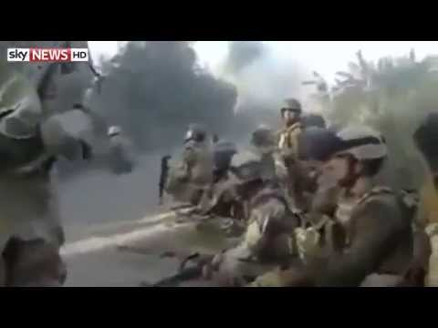 Iraq City Mosul Attacked And Seized By Al Qaeda Splinter Group And The Levant (ISIL)