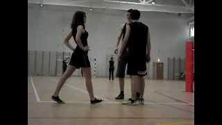 Волейбол (МИТХТ, урок физкультуры)