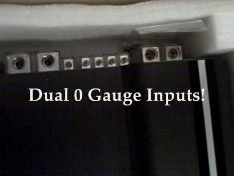 SPL Amplifier UnBoxing w/ 2500 Watt DAT - EXO Loud Car Audio Bass Amp -  Best Ascendant 18