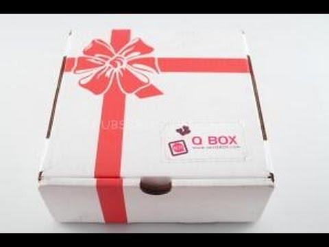 The Q Box July  2014 - Discount - Japan/Korea...