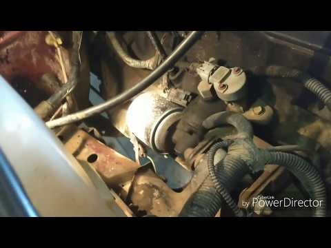 jeep cherokee xj 4.0 no oil pressure at idle when hot