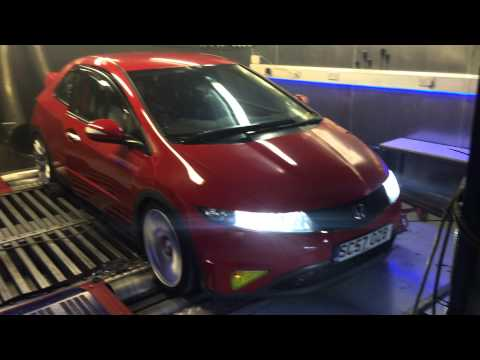 honda civic fk3 dyno run diesel remap youtube. Black Bedroom Furniture Sets. Home Design Ideas